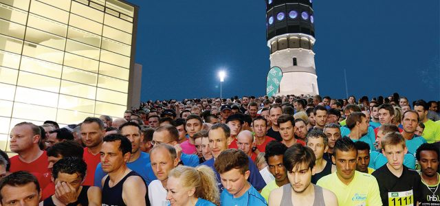 Gütersloh (rob). Besser hätte die Resonanz kaum ausfallen können: Zur Premiere des AOK-Firmenlaufs Gütersloh am Mittwoch (ab 18.30 Uhr) haben sich insgesamt 1.045 Läuferinnen und Läufer aus 78 Firmen und […]